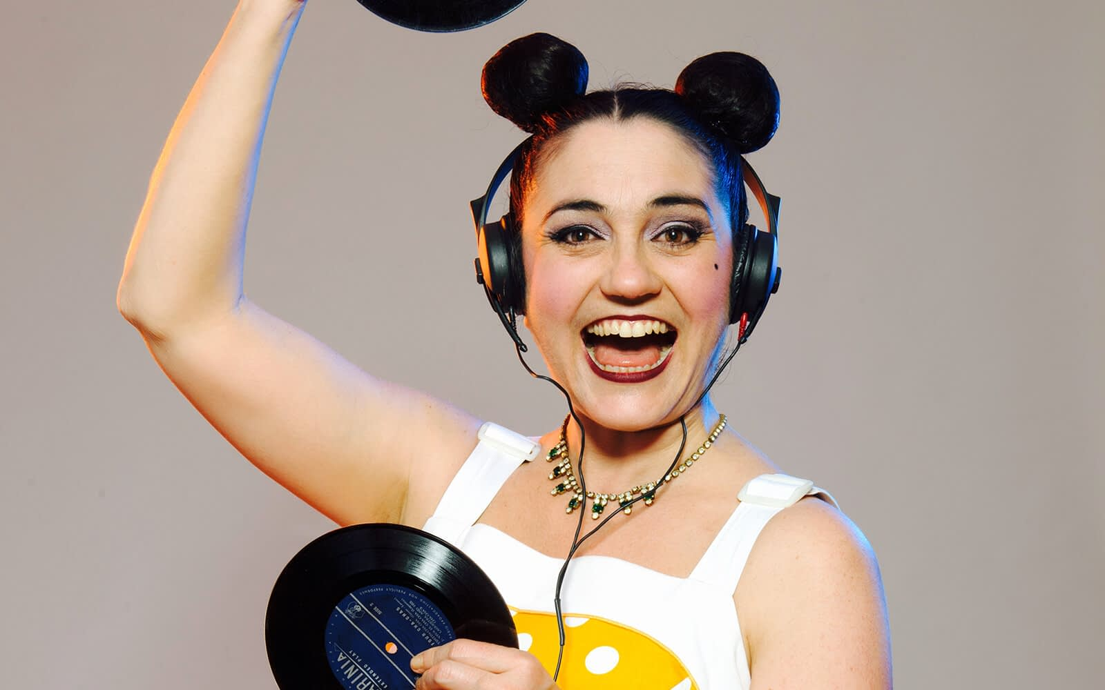Monski Mouse's Baby Disco Dance Hall_MM Media Agency_Portrait