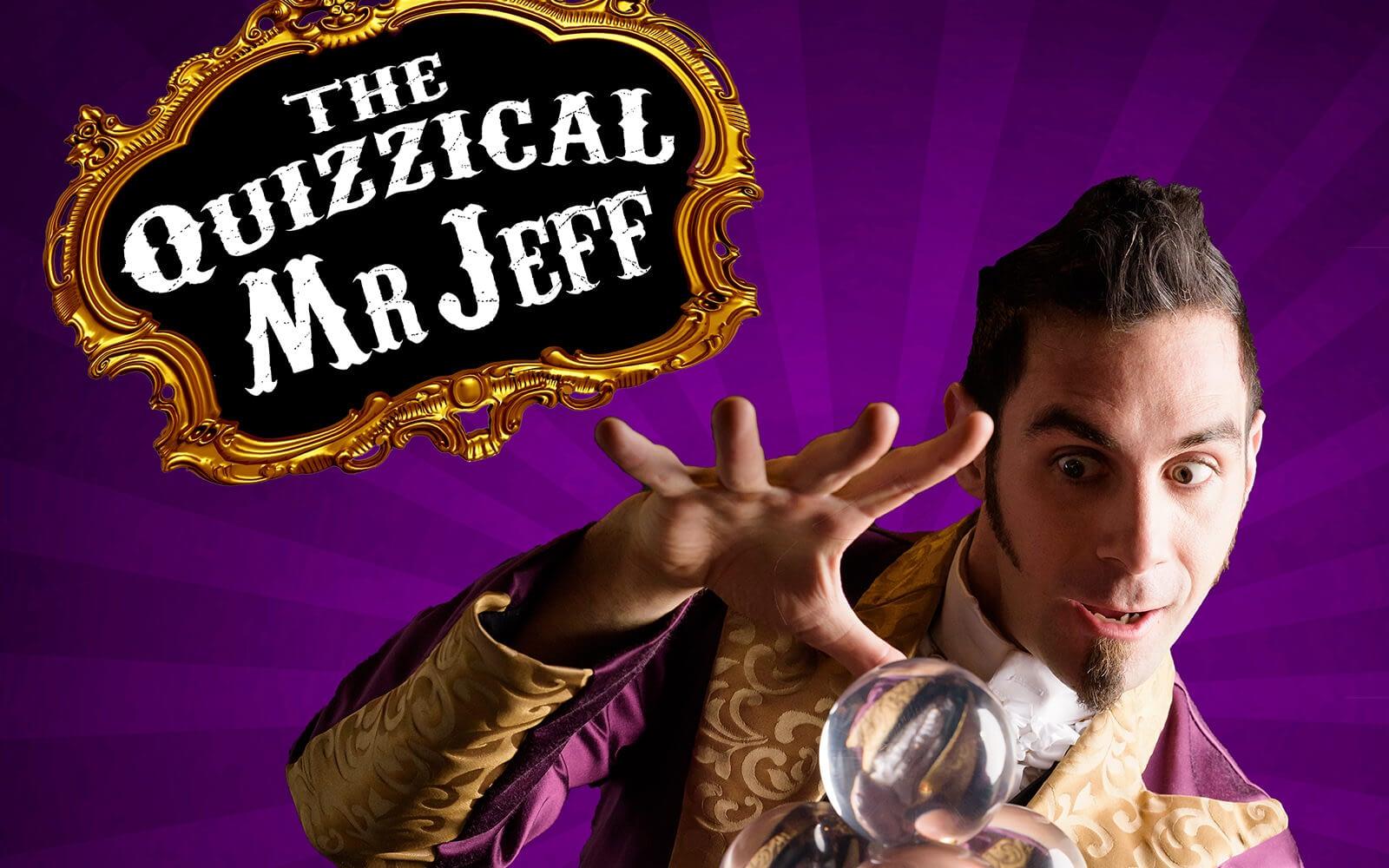 The Quizzical Mr Jeff_The Quizzical Mr Jeff_Portrait
