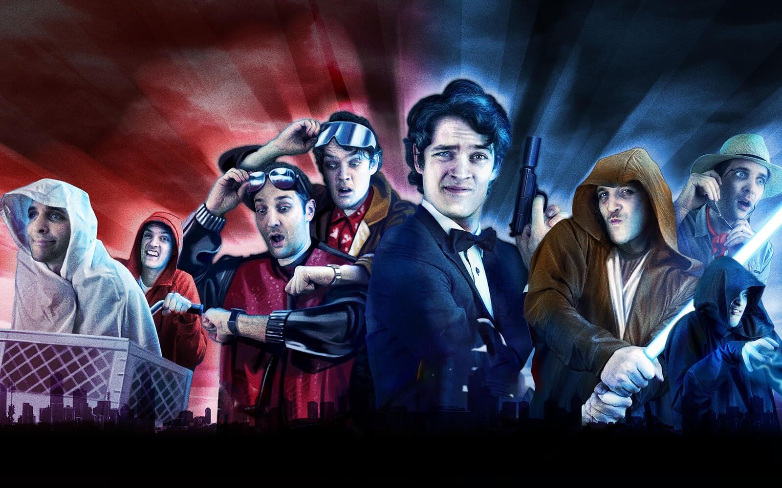 Game Boys Cinematic Universe_Game Boys Comedy_Landscape